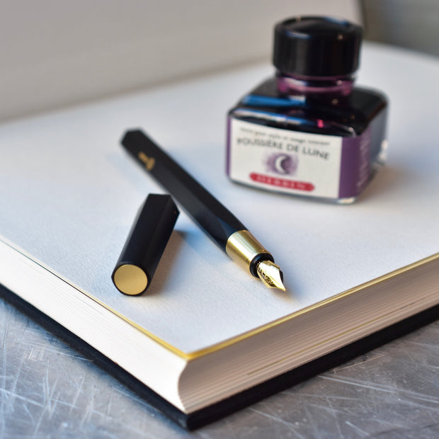 Ystudio Resin Fountain Pen