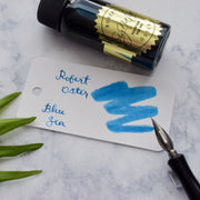 Robert Oster Blue Sea 50ml Ink Bottle-Robert Oster-Truphae
