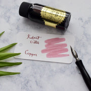 Robert Oster Copper Pink 50ml Ink Bottle-Robert Oster-Truphae