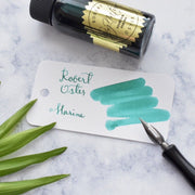 Robert Oster Marine Blue Green 50ml Ink Bottle-Robert Oster-Truphae