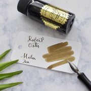 Robert Oster Melon Tea Brown 50ml Ink Bottle-Robert Oster-Truphae