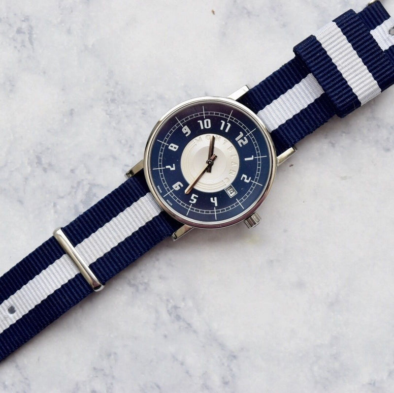 Montblanc Summit Blue & White Quartz Watch
