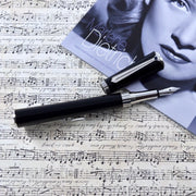 Montblanc Diva Collection Special Edition Marlene Dietrich Fountain Pen F Nib-Montblanc-Truphae