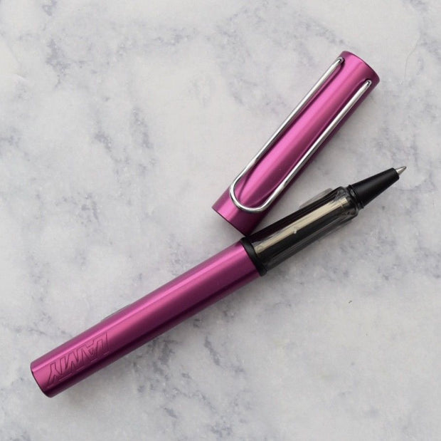 Lamy Al-Star Special Edition Vibrant Pink Rollerball Pen-Lamy-Truphae