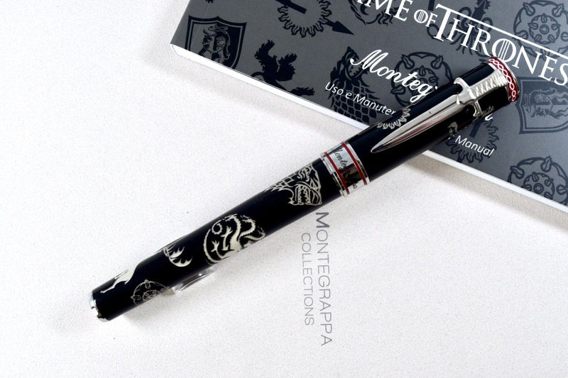 Montegrappa Special Edition Game of Thrones Westeros Rollerball Pen