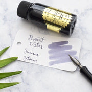 Robert Oster Summer Storm Light Purple 50ml Ink Bottle-Robert Oster-Truphae