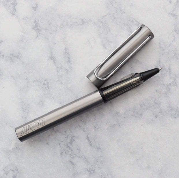 Lamy Al-Star Special Edition Graphite Grey Rollerball Pen-Lamy-Truphae