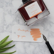 Pilot Iroshizuku Yu-Yake Burnt Orange Sunset 50ml Ink Bottle-Pilot-Truphae