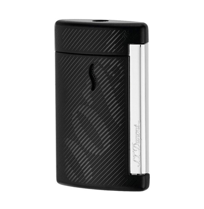 ST Dupont Minijet Special Edition James Bond 007 Matte Black Lighter ST010114
