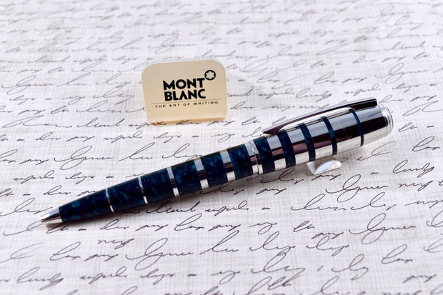 Montblanc Writers Limited Edition Year 2008 George Bernard Shaw Ballpoint Pen