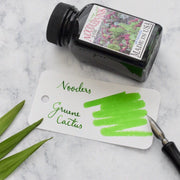 Noodlers Gruene Cactus Green 3oz Ink Bottle-Noodlers-Truphae