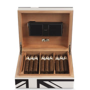 Davidoff Primos Winston Churchill Collection London Humidor 25 - 35 Cigars