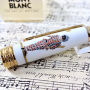 Montblanc Meisterstuck Annual Edition Venetian Carnival Arlequino Fountain Pen