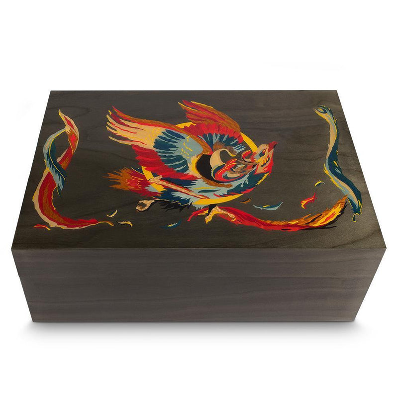 Davidoff Masterpiece Geant Giant Phoenix Limited Edition Humidor 190-250 Cigars