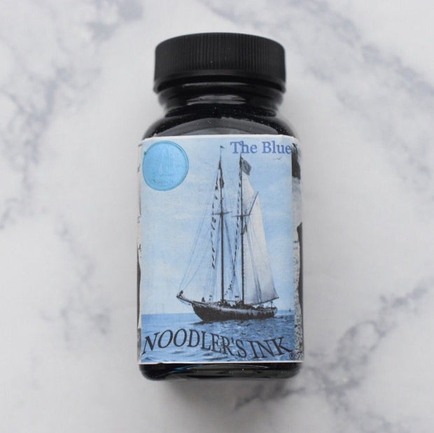 Noodlers The Blue Nose Bear 3oz Ink Bottle-Noodlers-Truphae