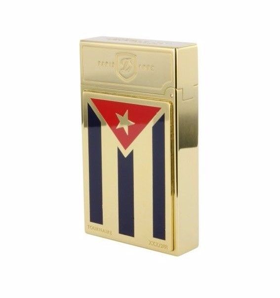 ST Dupont Prestige Collection Limited Edition 288 Cuba Libre Lighter ST016917-ST Dupont-Truphae