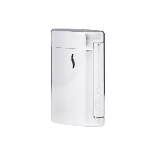 ST Dupont MiniJet Chrome Finish Lighter ST010502-ST Dupont-Truphae
