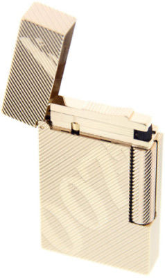 ST Dupont Ligne 2 Limited Edition James Bond 007 Yellow Gold Lighter ST016168-ST Dupont-Truphae