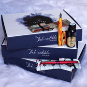 Inkredible™ Box: Penthusiast Monthly Pen Subscription Box - $75 Value