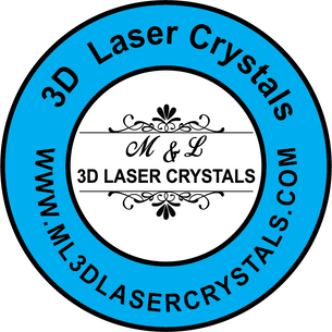 M&L 3DLaser Crystals