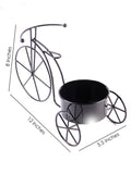 Big Cycle Planter Black
