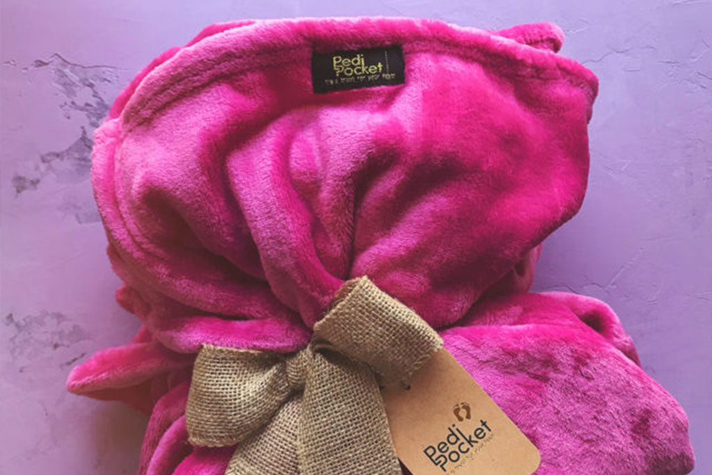 Holiday Gift Pick: PediPocket Blanket