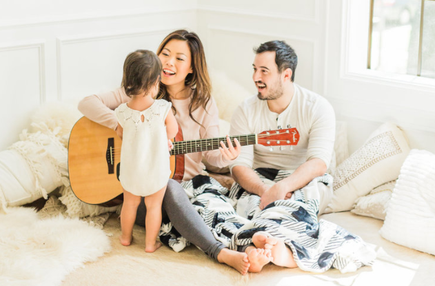 Cozy Snuggly Family Mini Session with PediPocket