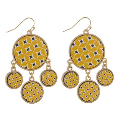 Bee's Chic Chick Earrings