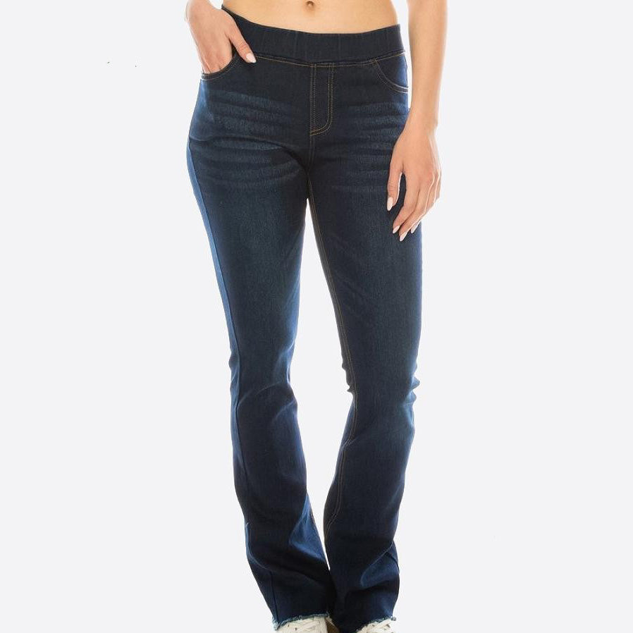 Bee's Perfect Pull-On Jeans