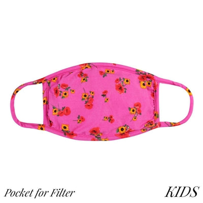 Bee's Reusable Child Sized Mask