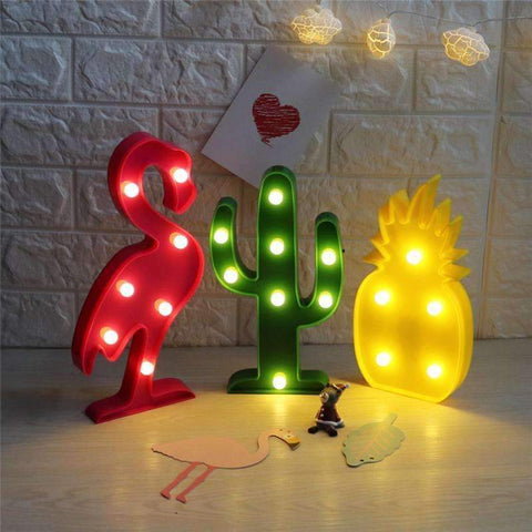 3D LED Lamps for Bedroom | Home - betterhomes.shop