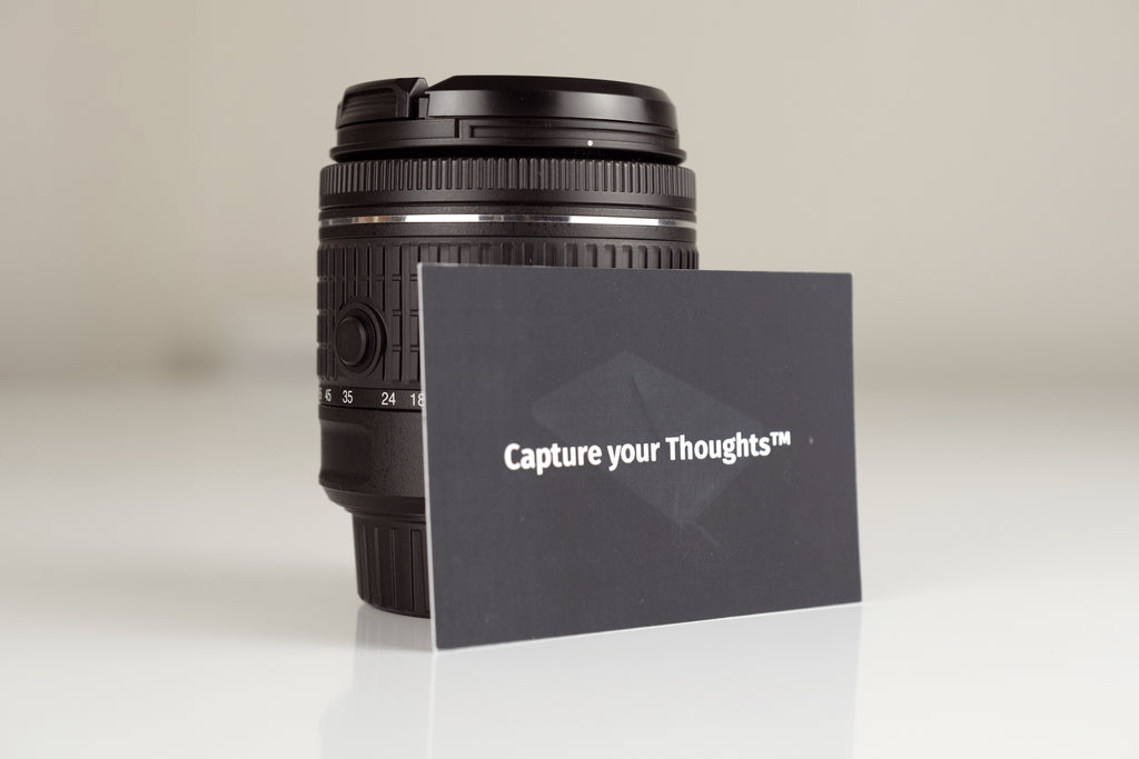 capture your thoughts by Rhodium Mines