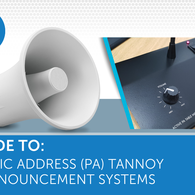 The Best Warehouse Public Address, Tannoy & Announcement Systems