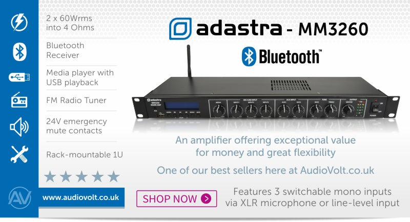 Shop now for the excellent Adastra MM3260