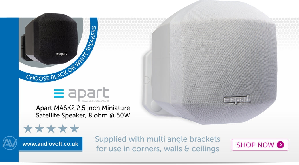 Shop now for the Apart MASK2 speaker