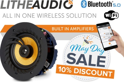 LITHE AUDIO - 10% May Day Sale Now On!