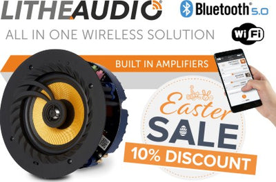 LITHE AUDIO - 10% Discount - Easter Sale!