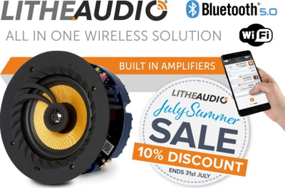 LITHE AUDIO - 10% Summer Sale Now On
