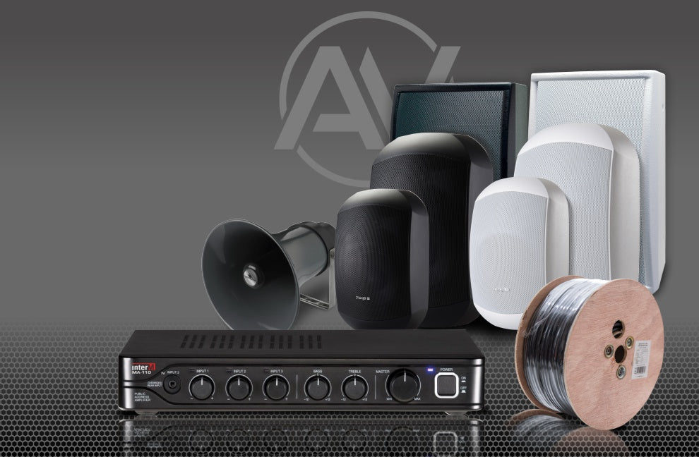 Background Music Systems at Audio Volt