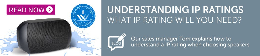 Read our blog about IP Rating