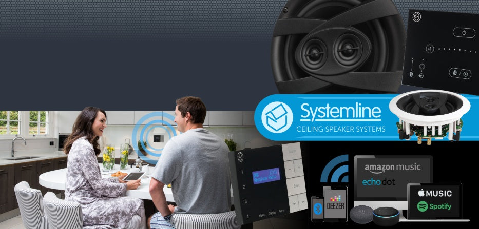 Systemline Ceiling Speaker Systems