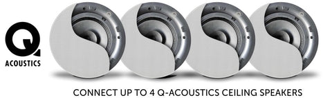 Q Install QI65CB Ceiling Speakers