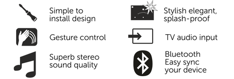 Key features of a Systemline E50