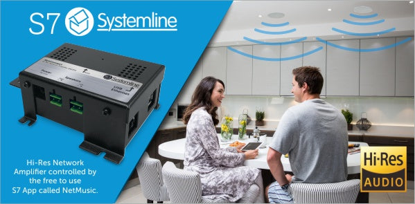 S7 network amplifier by Systemline