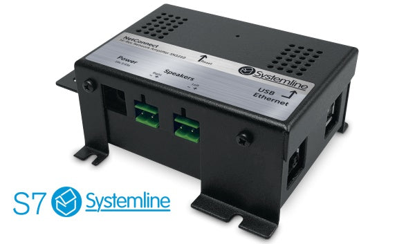 Systemline S7 NetConnect Multi-Room Music System