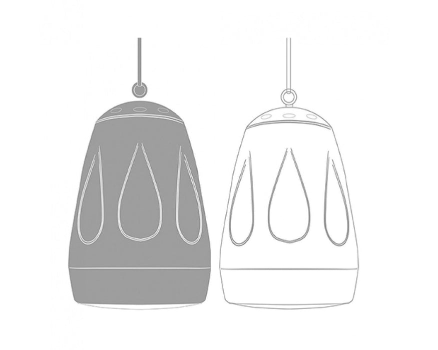 Cloud CVS Contractor Series Pendant Speakers