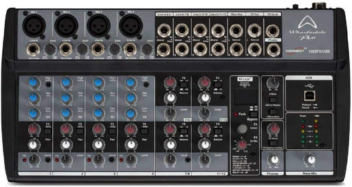 Wharfedale Connect 1202FX Compact Mixing Desk