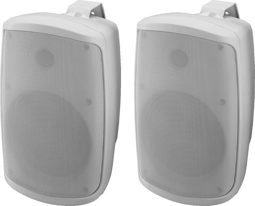 Monacor WALL-SET Active 2-Way Stereo Speaker System