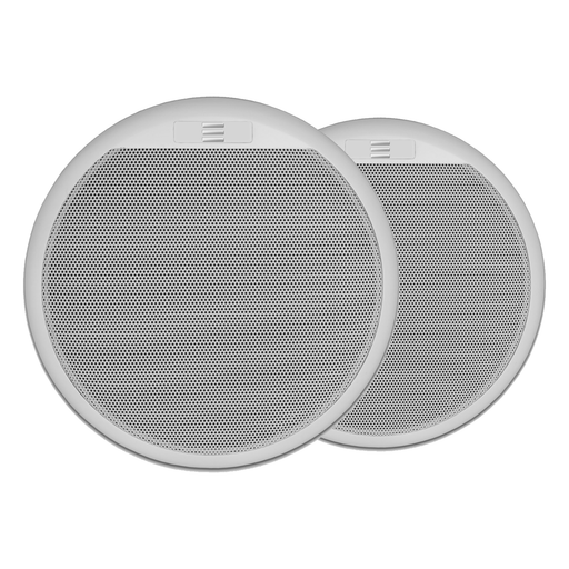 "Pair of Apart CMAR8W 8"" Two-Way Waterproof Ceiling Speakers"