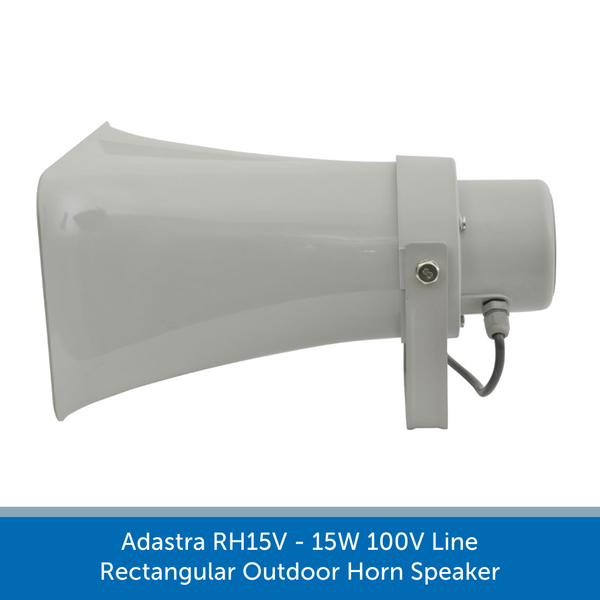 Side view of a Adastra RH15V
